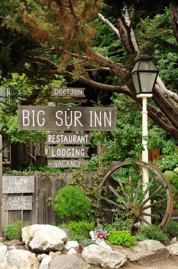 Big Sur inn-Big Sur, Califórnia, Estados Unidos