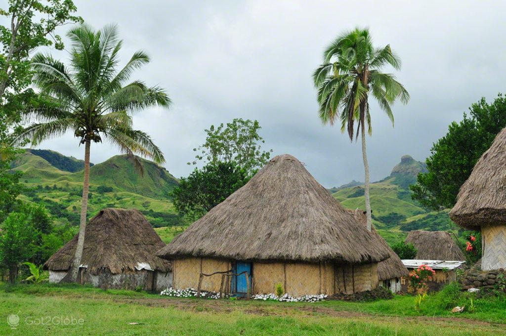 Bure, Navala, Viti Levu, Fiji
