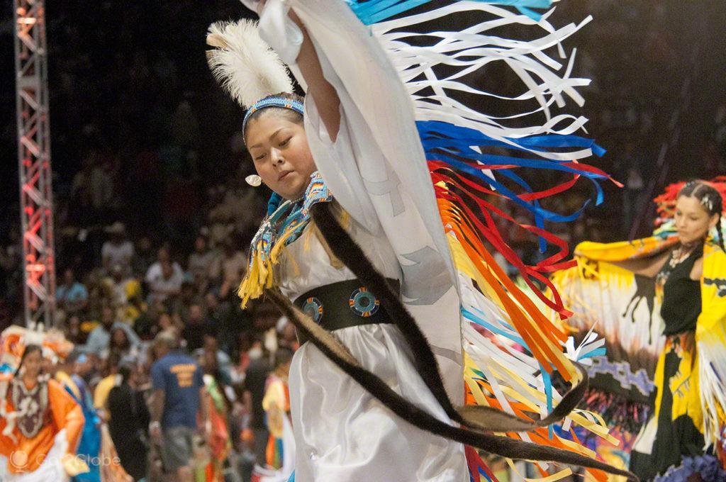 Dança, Pow Pow, Albuquerque-Novo México, Estados Unidos