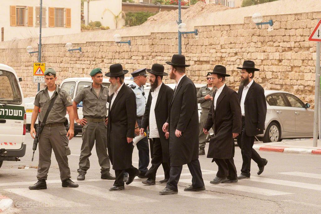 Judeus utraortodoxos, Jaffa, Telavive, Israel