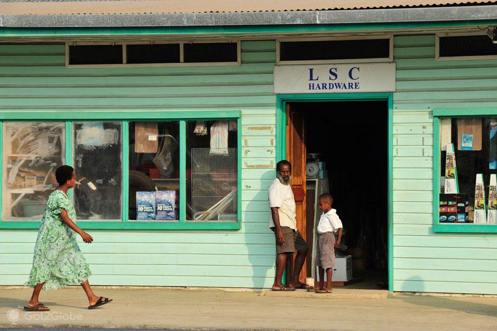 Luganville, Espiritu Santo, Vanuatu