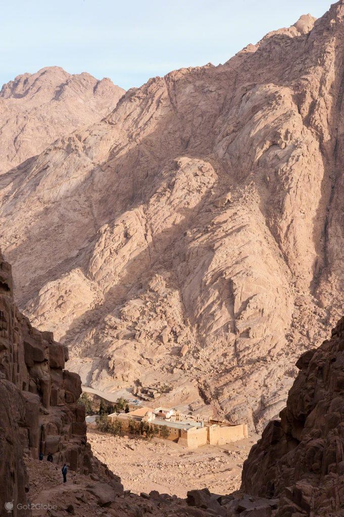 Mosteiro Santa Catarina, Monte Sinai, Egipto
