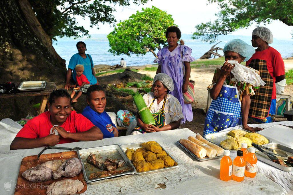 Venda da Unity Association of Santo, Luganville, Espiritu Santo, Vanuatu