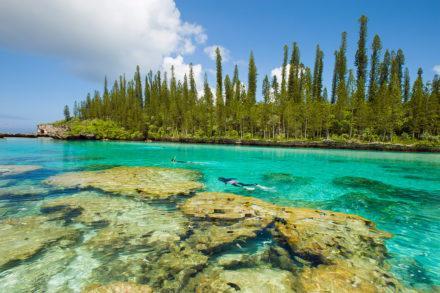 Baie d'Oro, Île des Pins, Nova Caledonia