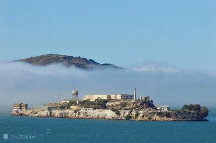 ilha de Alcatraz, Califórnia, Estados Unidos