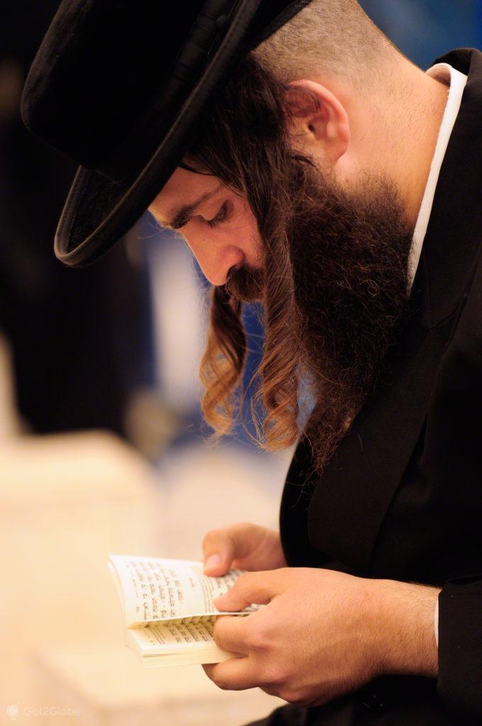 preces, judeu utraortodoxo, Jaffa, Telavive-israel