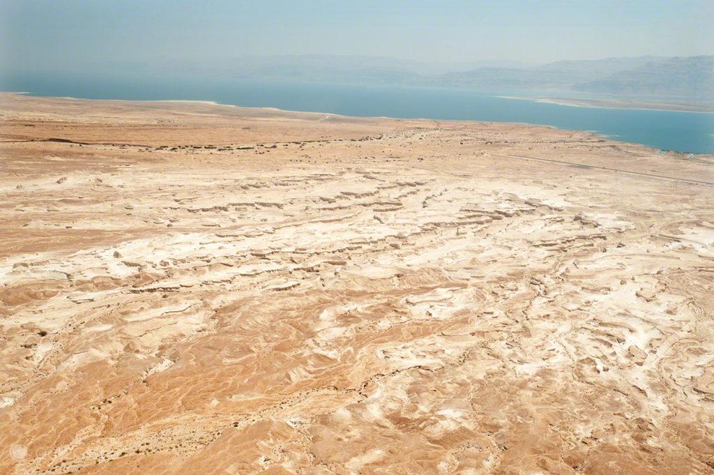 Deserto Negev, Mar morto, Israel