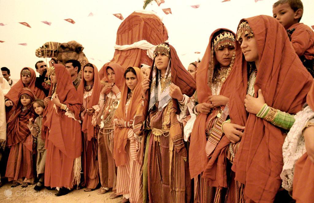 Grupo Mulheres, festival dos ksour, tataouine, tunisia