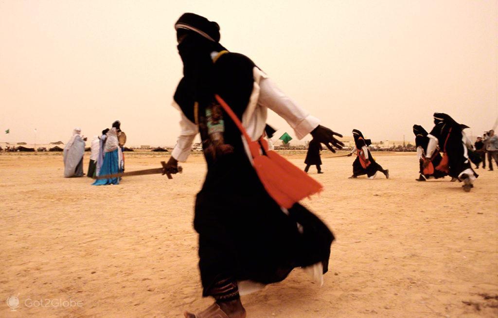 Guerreiros, Libios, festival dos ksour, tataouine, tunisia
