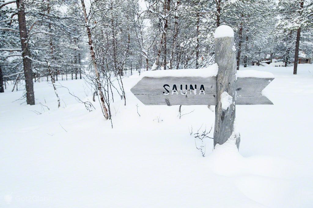 Direcção, Sauna Finlandesa