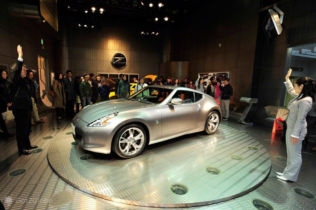 Nissan, carro, Moda, Toquio, Japao