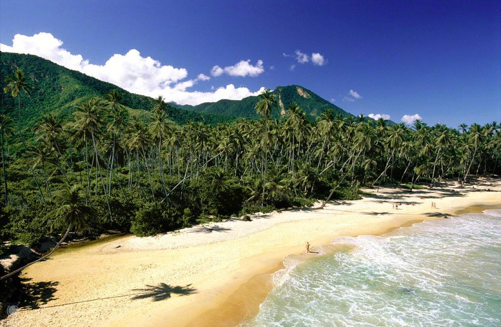 Playa Grande, Puerto Colombia, PN Henri Pittier, Venezuela