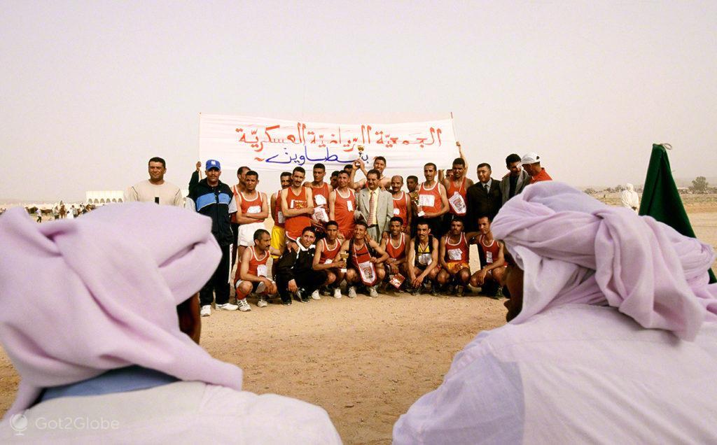 Premiados Atletismo, festival dos ksour, tataouine, tunisia