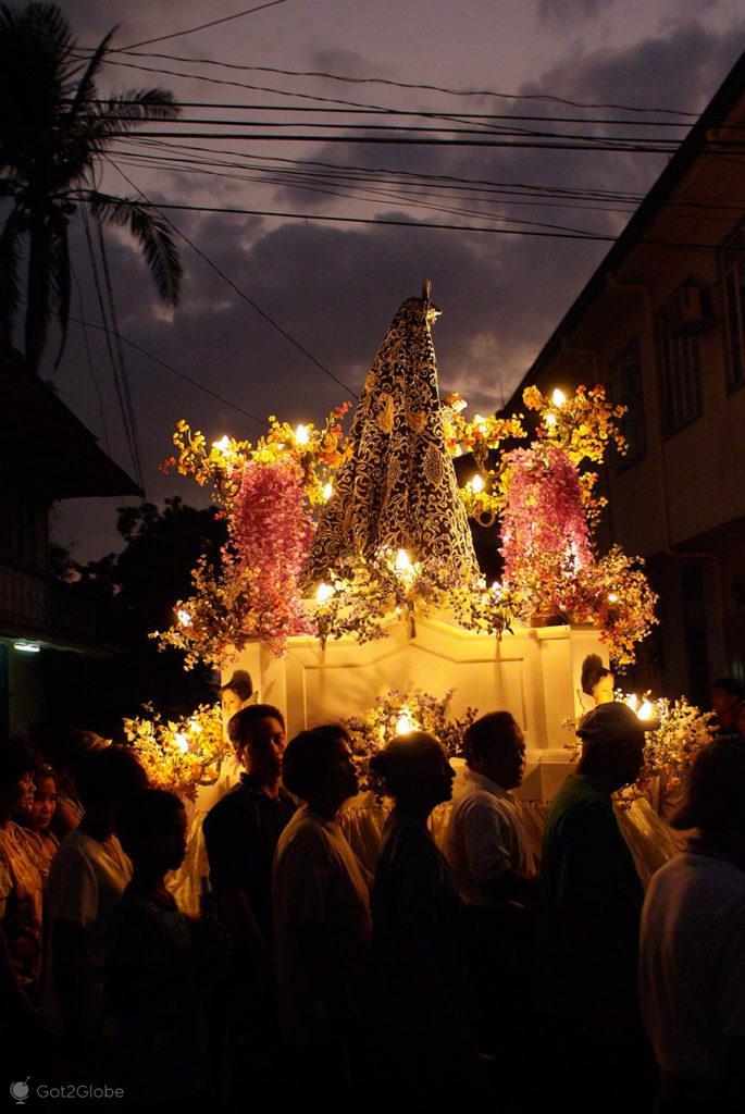 andor da procissao, paixao de cristo, filipinas