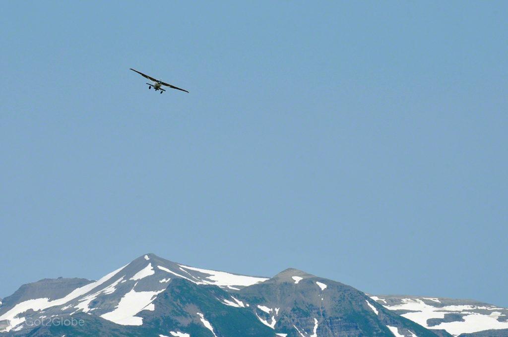 avioneta, homer, passos grizzly, parque nacional katmai, alasca