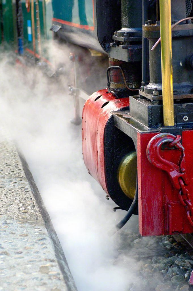 Comboio do Fim do Mundo, vapor locomotiva, Terra do Fogo, Argentina