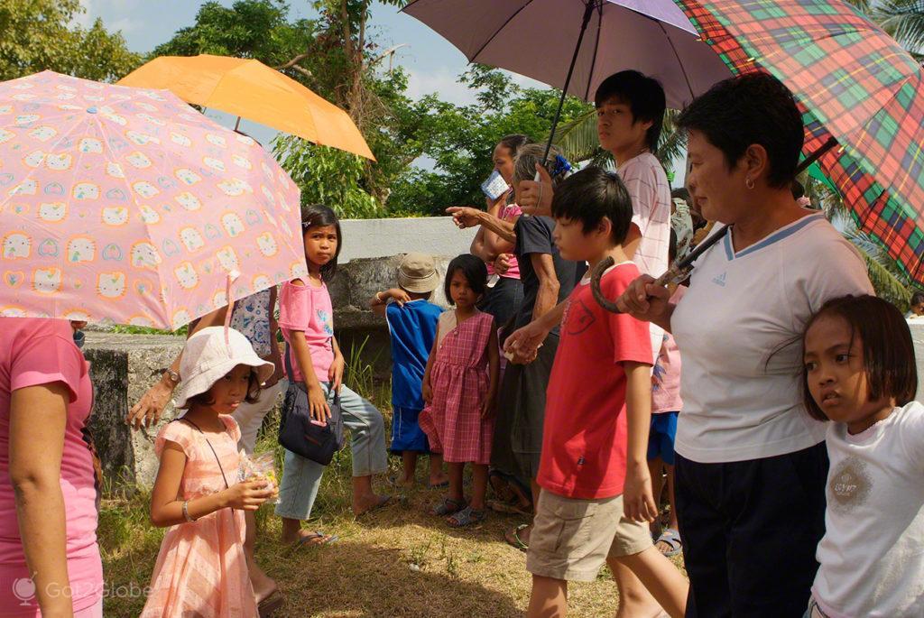 encontro de fe, paixao de cristo, filipinas