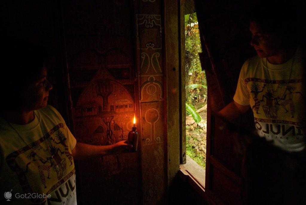 fe, iluminada, casa tradicional, bohol, filipinas, do outro mundo