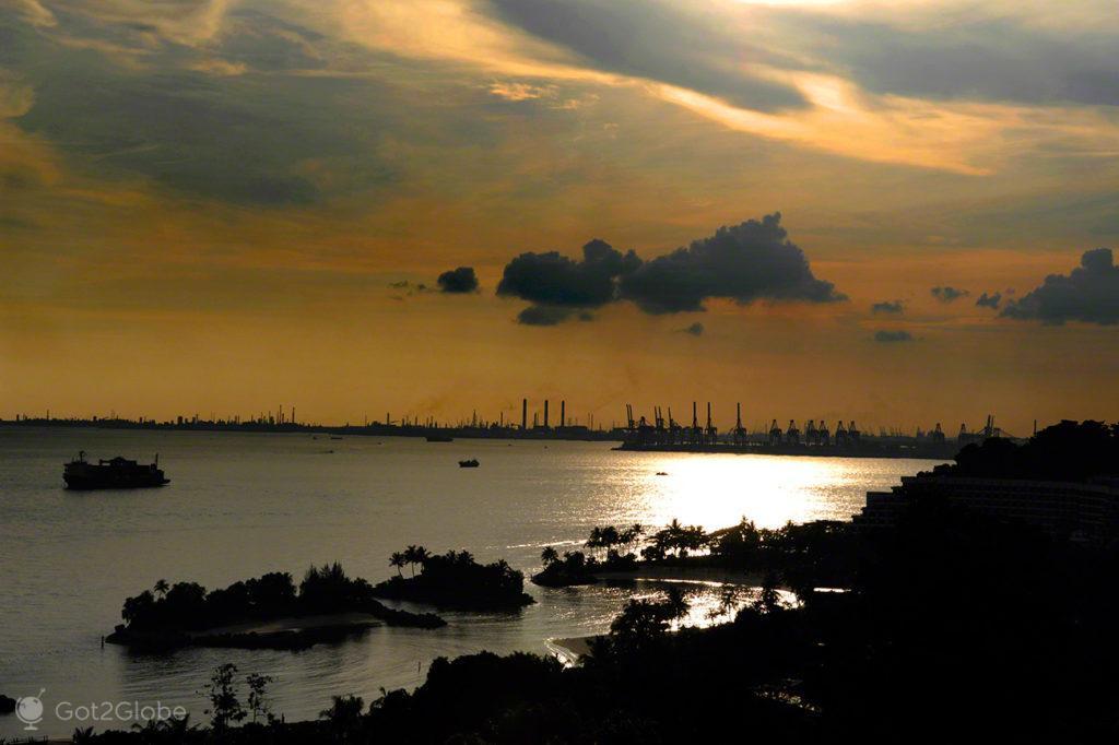 Ilha Sentosa, Singapura