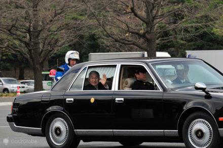 imperador akihito acena, imperador sem imperio, toquio, japao