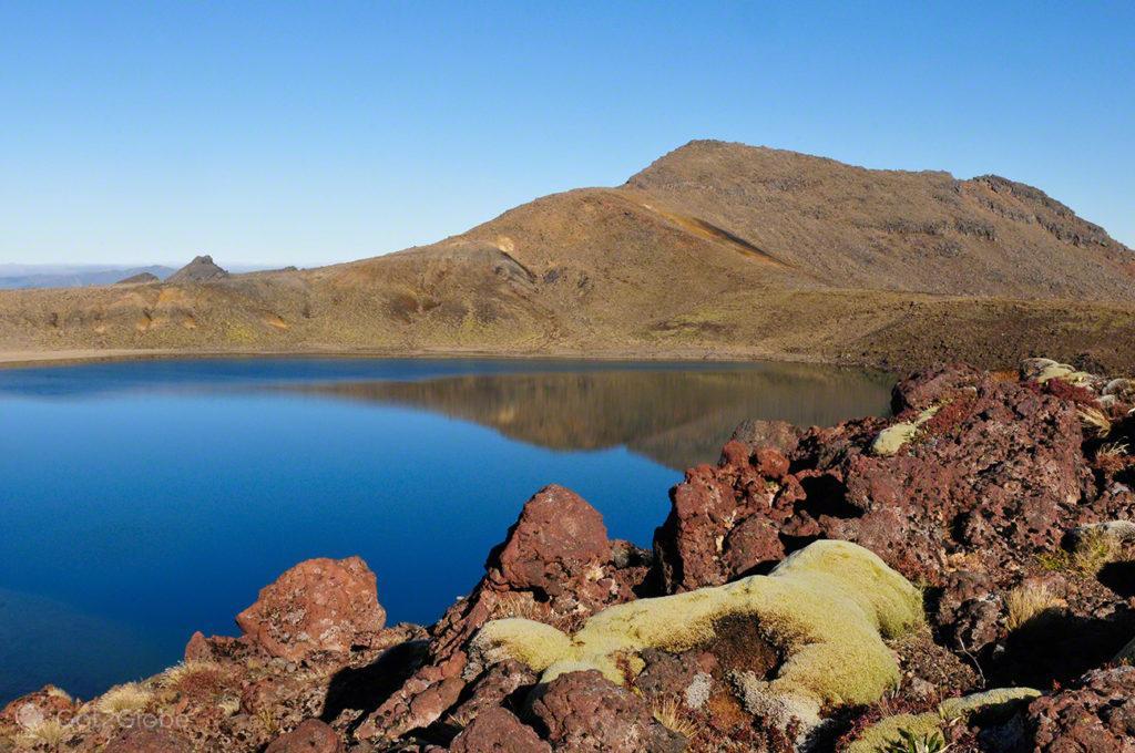 lagoa, vulcoes, PN tongariro, nova zelandia