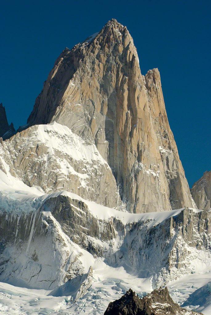 pico de pedra pontiagudo, monte fitz roy, argentina