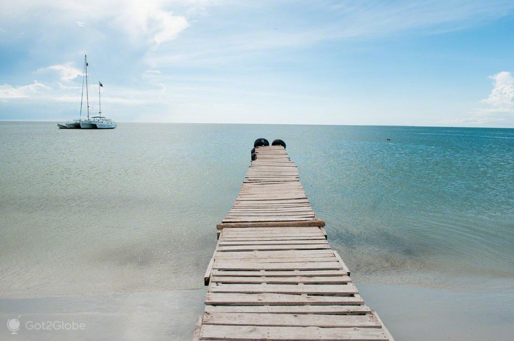 pontao ilha de coche, ilha margarita, PN mochima, venezuela