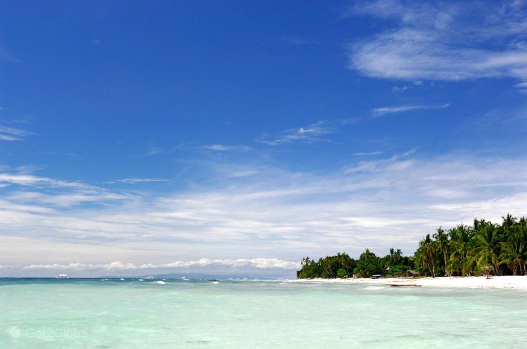 praia libaong, bohol, filipinas, do outro mundo