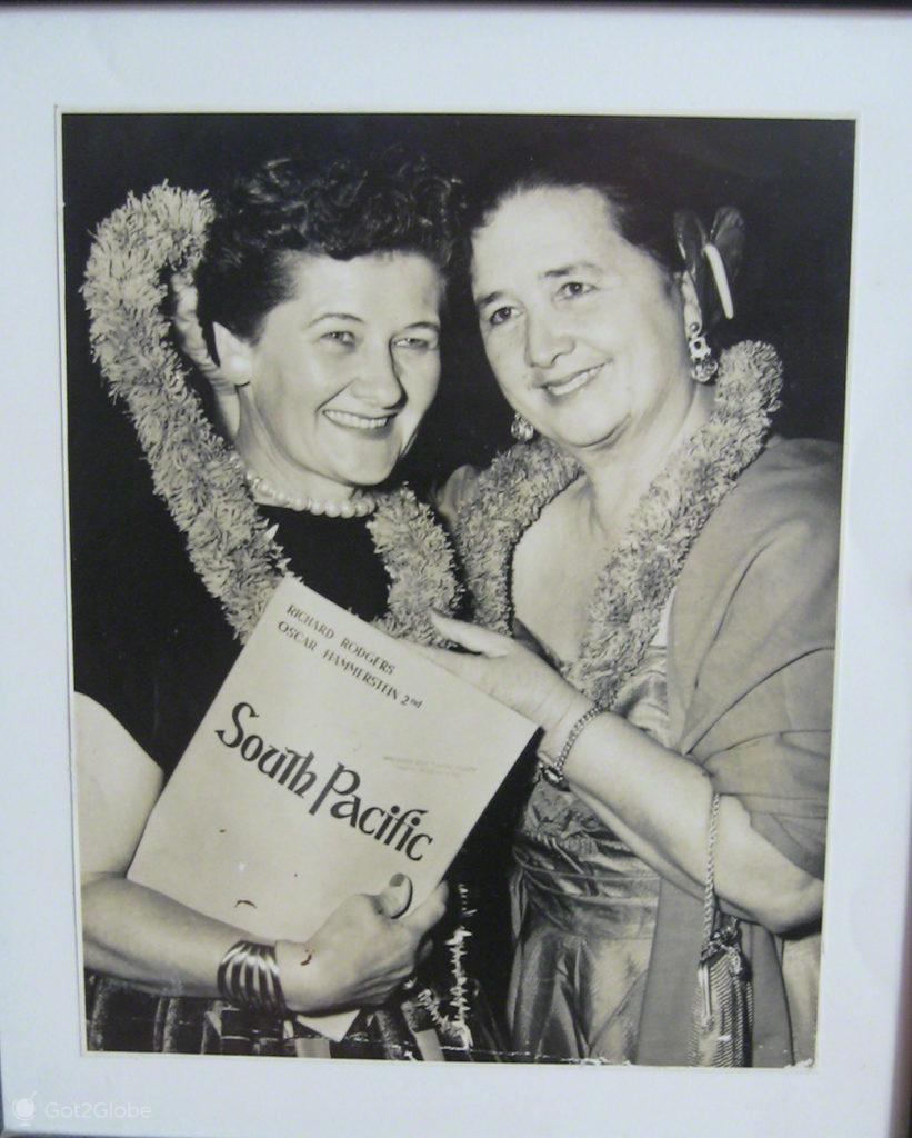 "Aggie Grey, Samoa, Pacífico do Sul, ""Ao Sul do Pacífico"""
