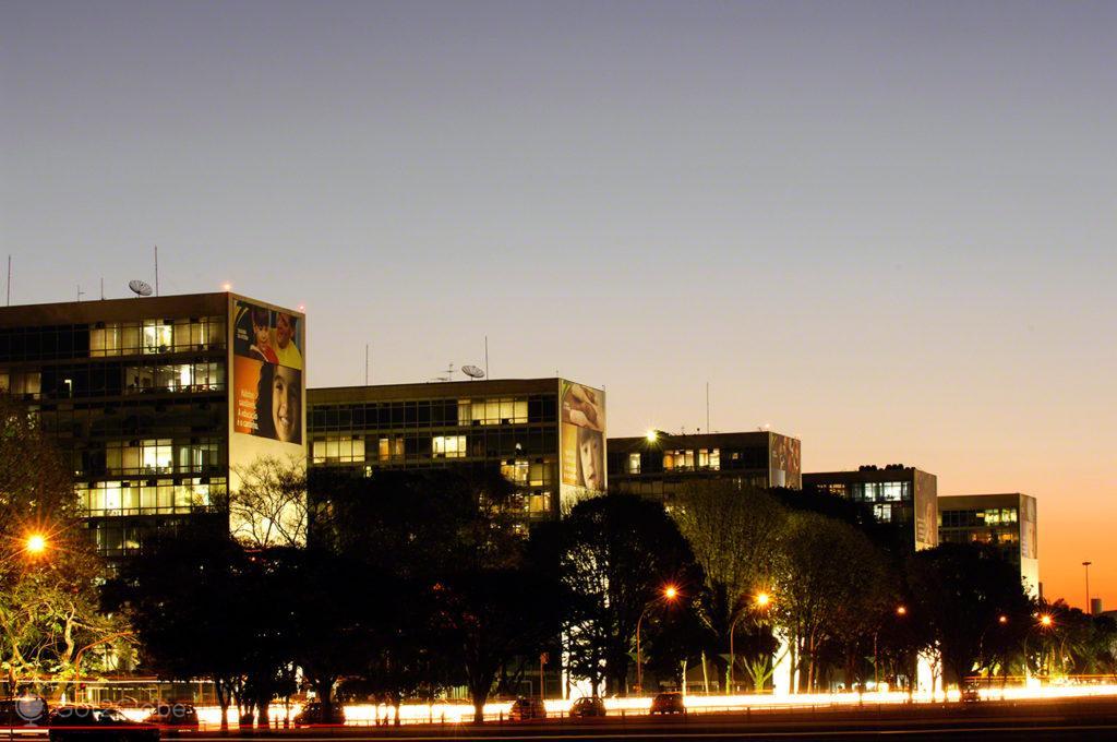 Ministérios, Brasilia, Utopia, Brasil