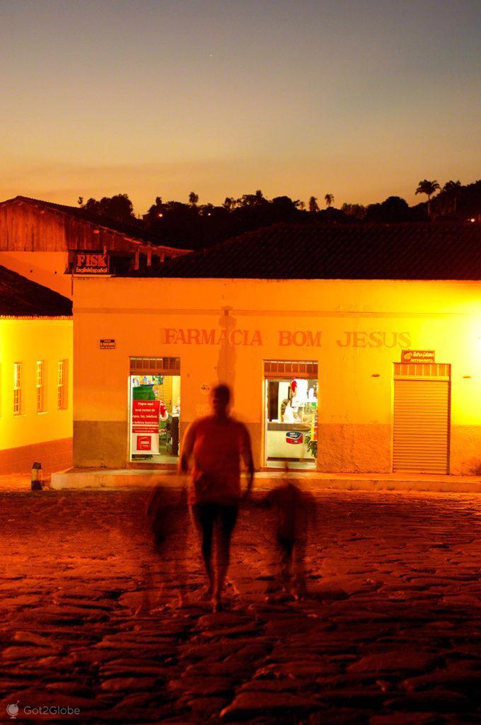 Caminhada Dourada, Goiás Velho, Legado da Febre do ouro, Brasil