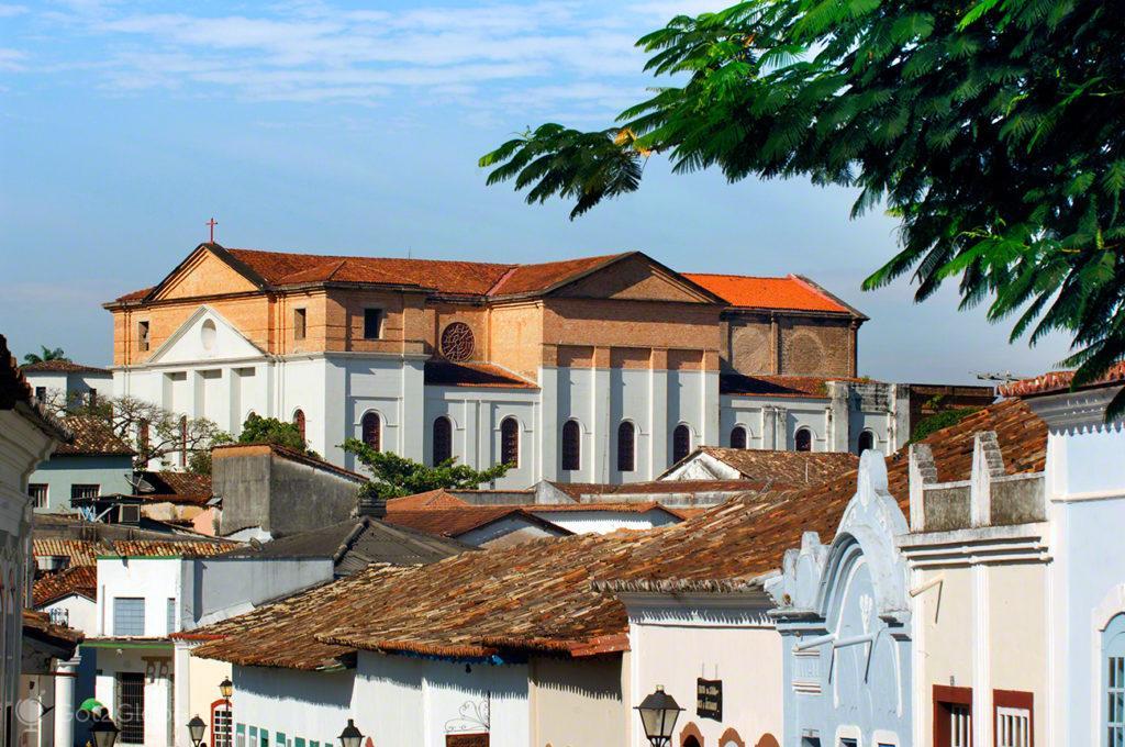 Goiás Velho, Legado da Febre do ouro, Brasil
