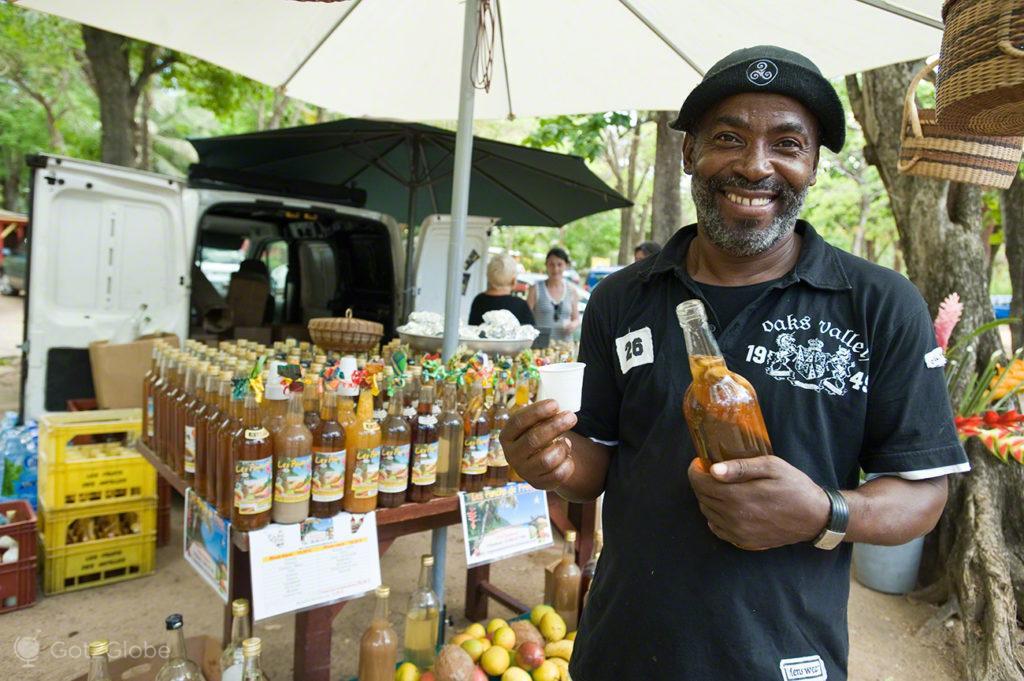 Fredy Punch, Guadalupe, Caribe, Efeito Borboleta, Antilhas Francesas