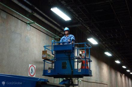Substituição de lâmpadas, Hidroelétrica de Itaipu watt, Brasil, Paraguai