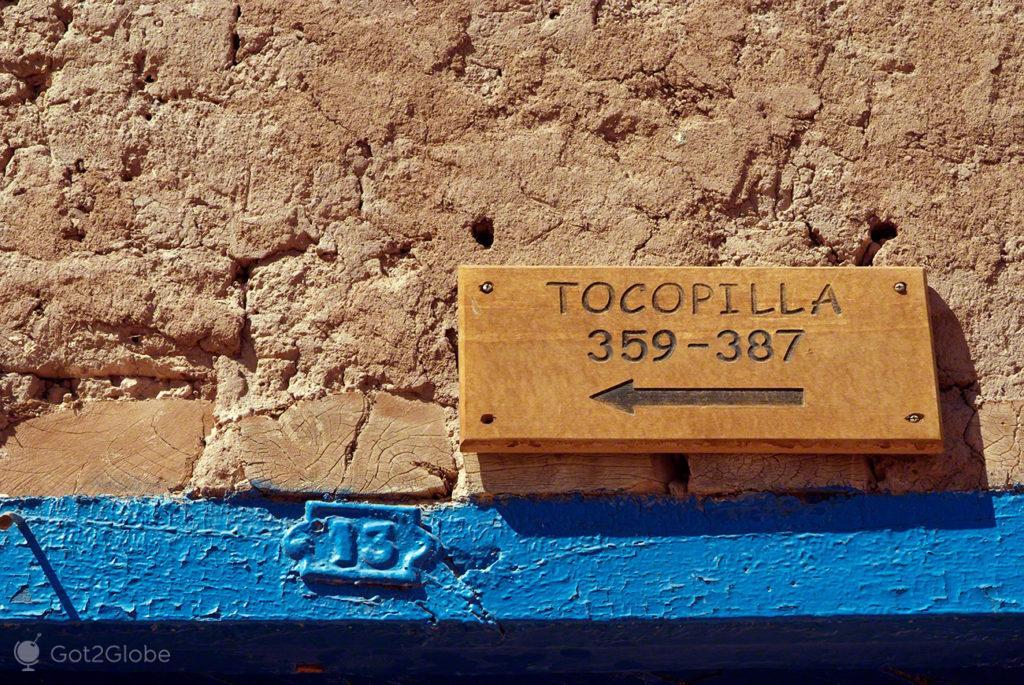 Tocopilla, São Pedro Atacama, Chile