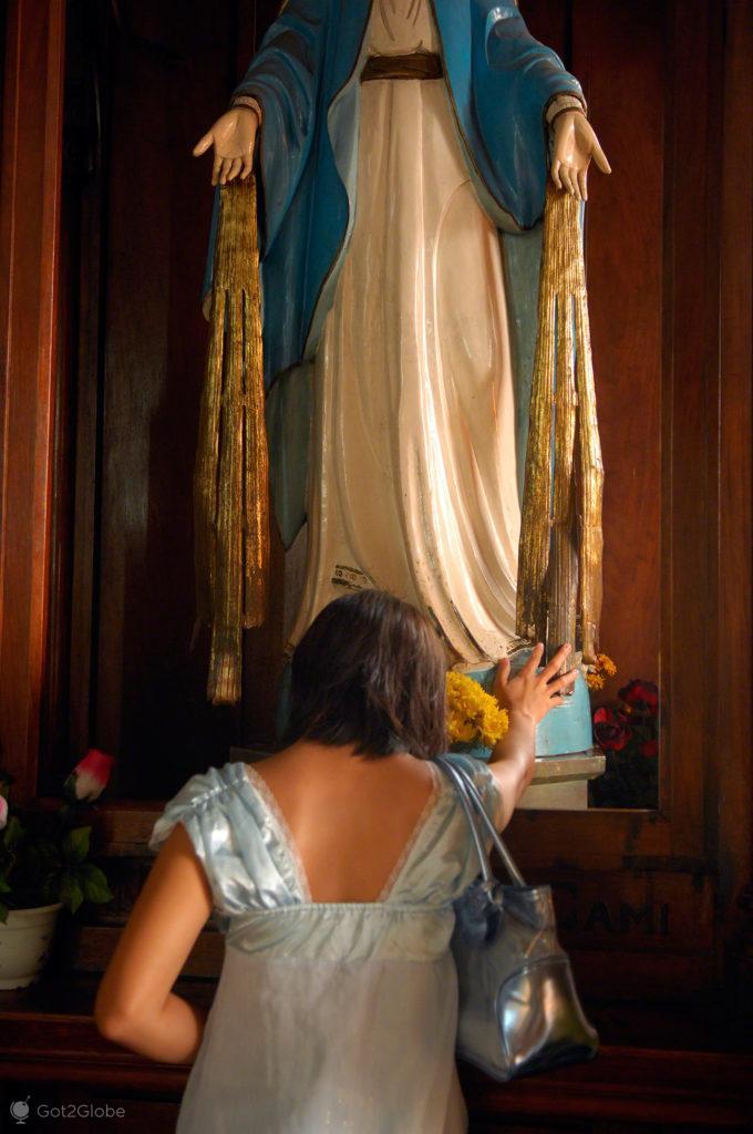 Santa fé, Vigan, Asia Hispanica, Filipinas