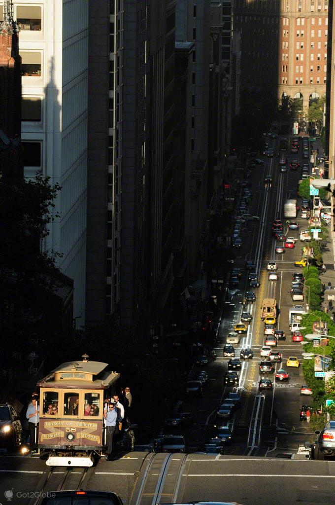 De volta ao sol. Cable Cars de São Francisco, Vida Altos e baixos