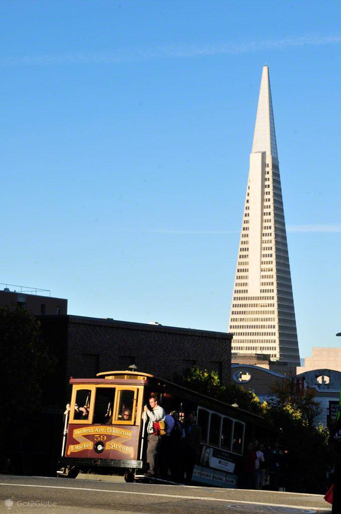 Rampa, Cable Cars de São Francisco, Vida Altos e baixos