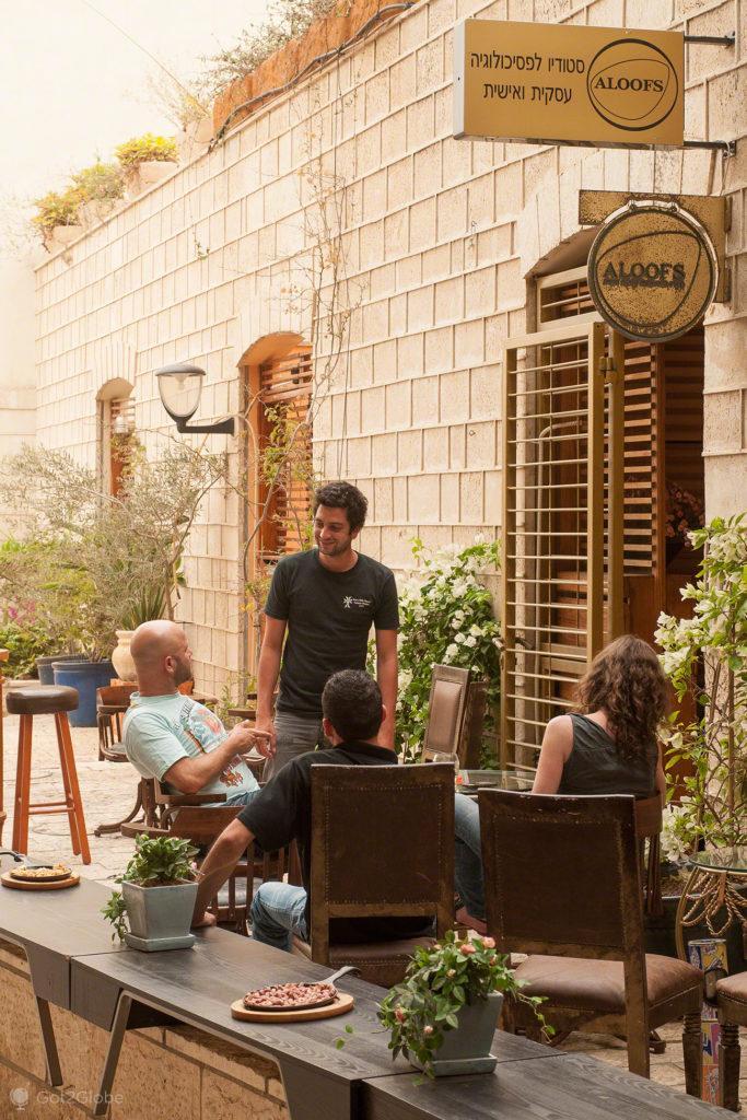Casamentos em Jaffa, Israel, convívio