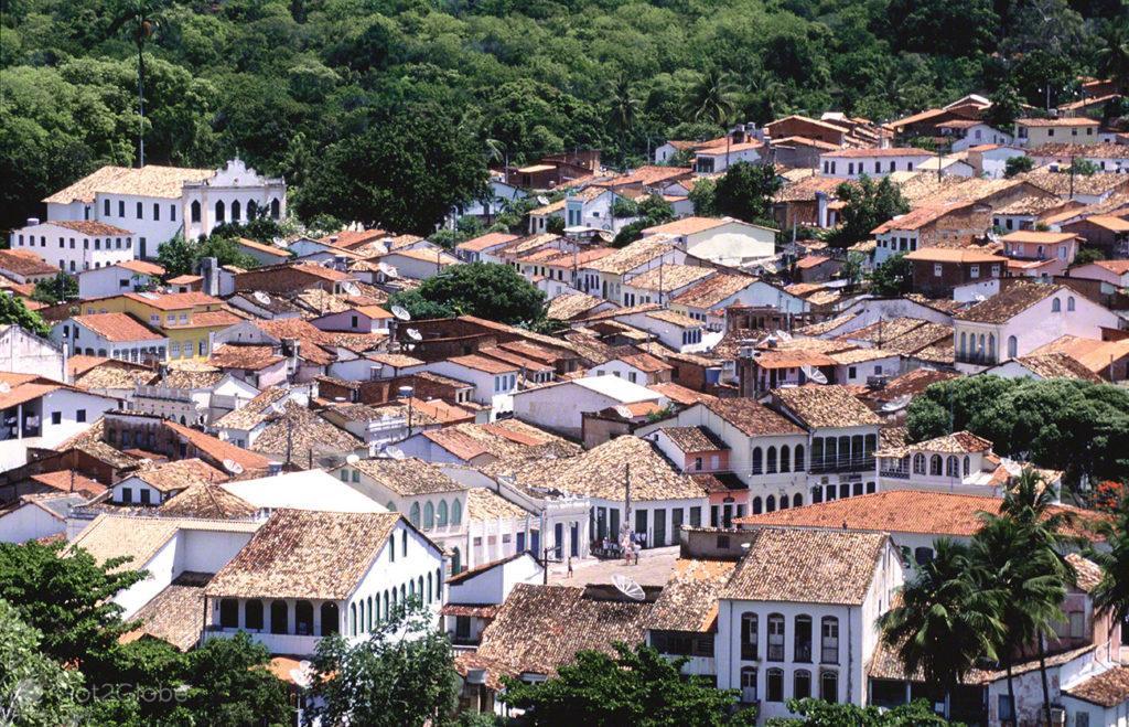 Lençóis da Bahia, Diamantes Eternos, Brasil