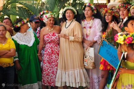 Mahu, Terceiro Sexo da Polinesia, Papeete, Taiti
