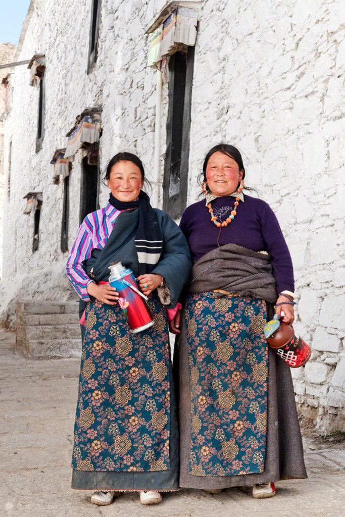 Irmãs do termo, Mosteiro de Sera, Sagrado debate, Tibete