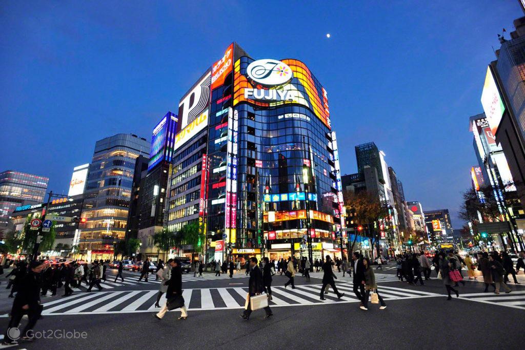 Tóquio, cidade do video vício do Pachinko, Japão