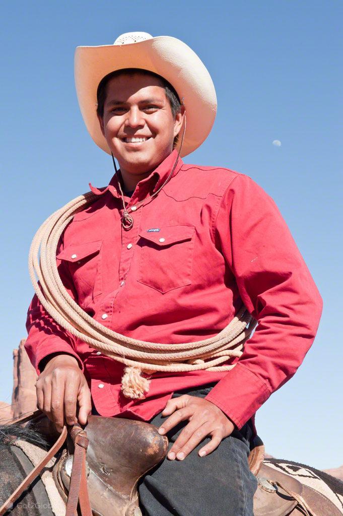 Navajo Adrian, Monument Valley, Nação Navajo, Estados Unidos