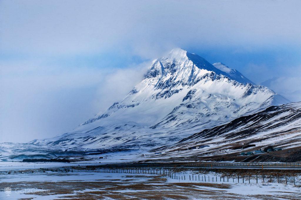 Desfiladeiro de Oxnadalsheidi, Islândia Neve Sem Fim Ilha Fogo