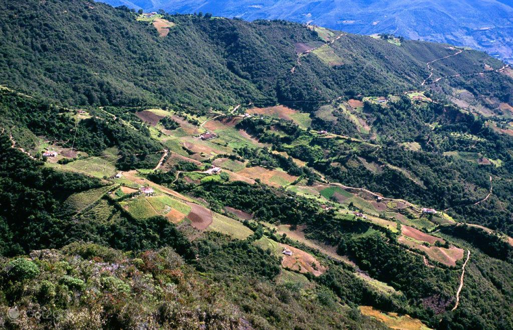Merida a Los Nevados confins dos Andes, Venezuela