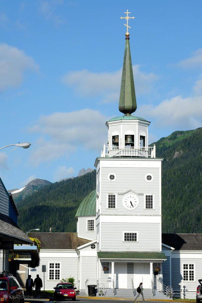Sitka, Viagem Alasca que já foi da Rússia