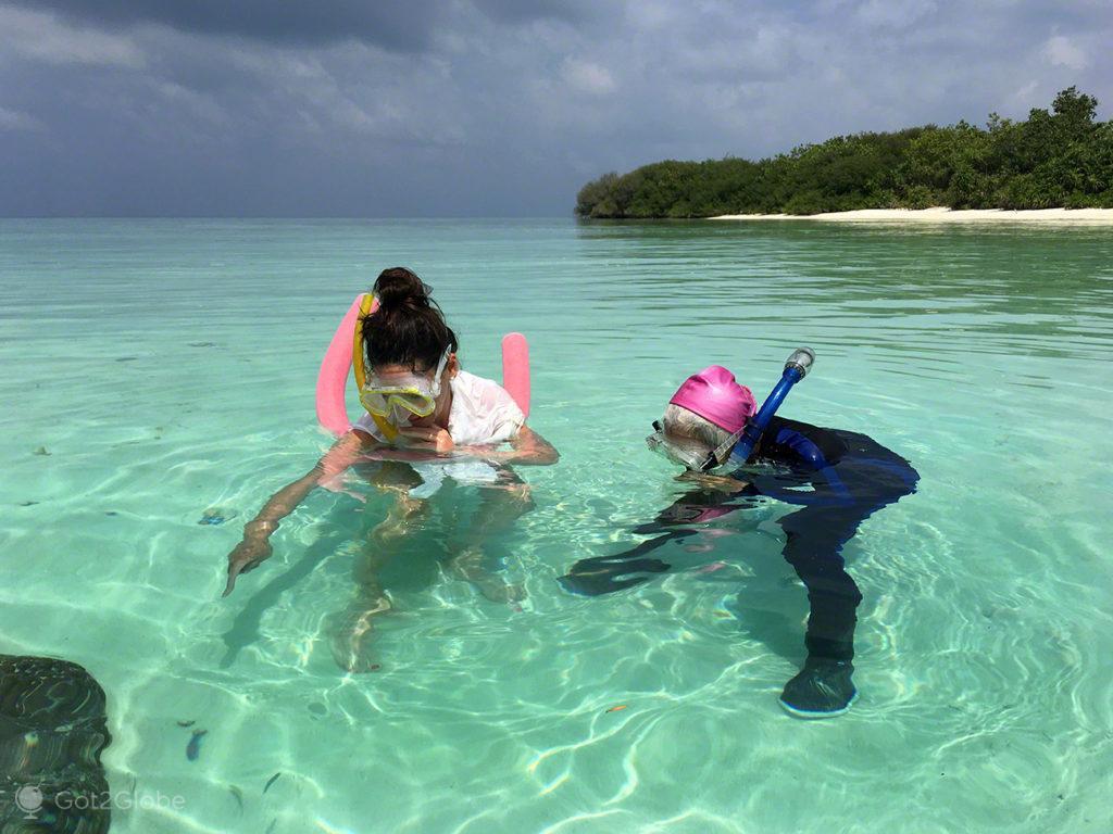 Investigações, Cruzeiro Princess Yasawa, Comandante, Maldivas