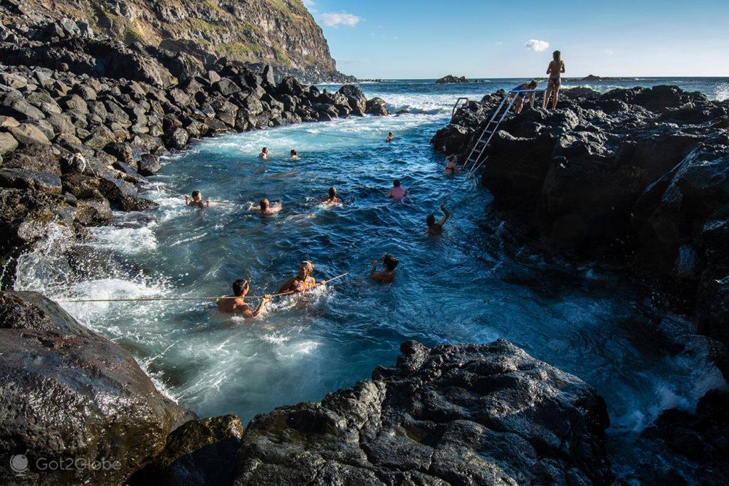 Ponta da Ferraria, Ilha de São Miguel, Acores Deslumbrantes por Natureza