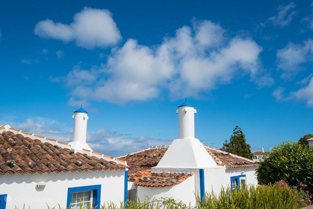 Chaminés, Santa Maria, Ilha mãe dos Açores